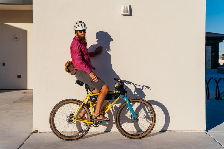 Congrats to Matt Mason for Winning the Baphomet Bicycles and Ride Group Raffle Bike!
