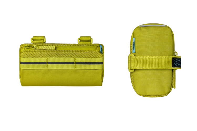 ORNOT's Seat and Handlebar Bags