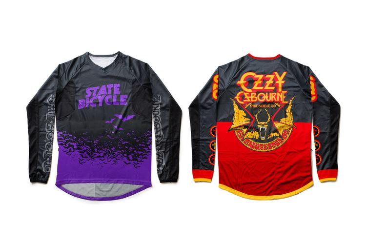 State Bicycle Co and Ozzy Osbourne
