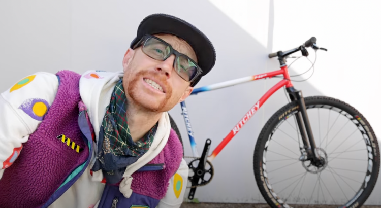 Win a Ritchey P29 from Dustin Klein
