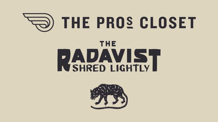 Announcing a Partnership Between the Radavist and the Pro's Closet