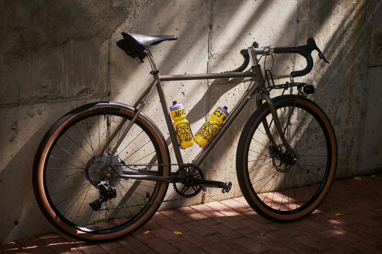 Readers' Rides: Christopher's Raw Surly Midnight Special Custom All Road Build