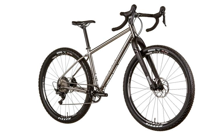 Introducing the Flat or Drop Bar Otso Fenrir Stainless Touring Bike