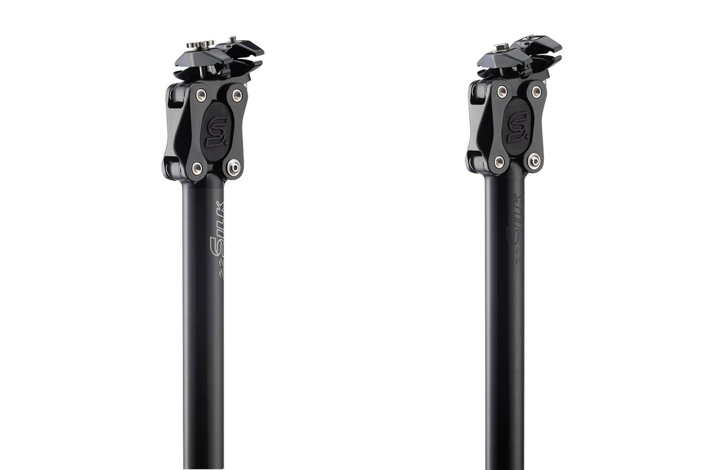 Cane Creek's New eeSilk+ Offers 35mm of Damping