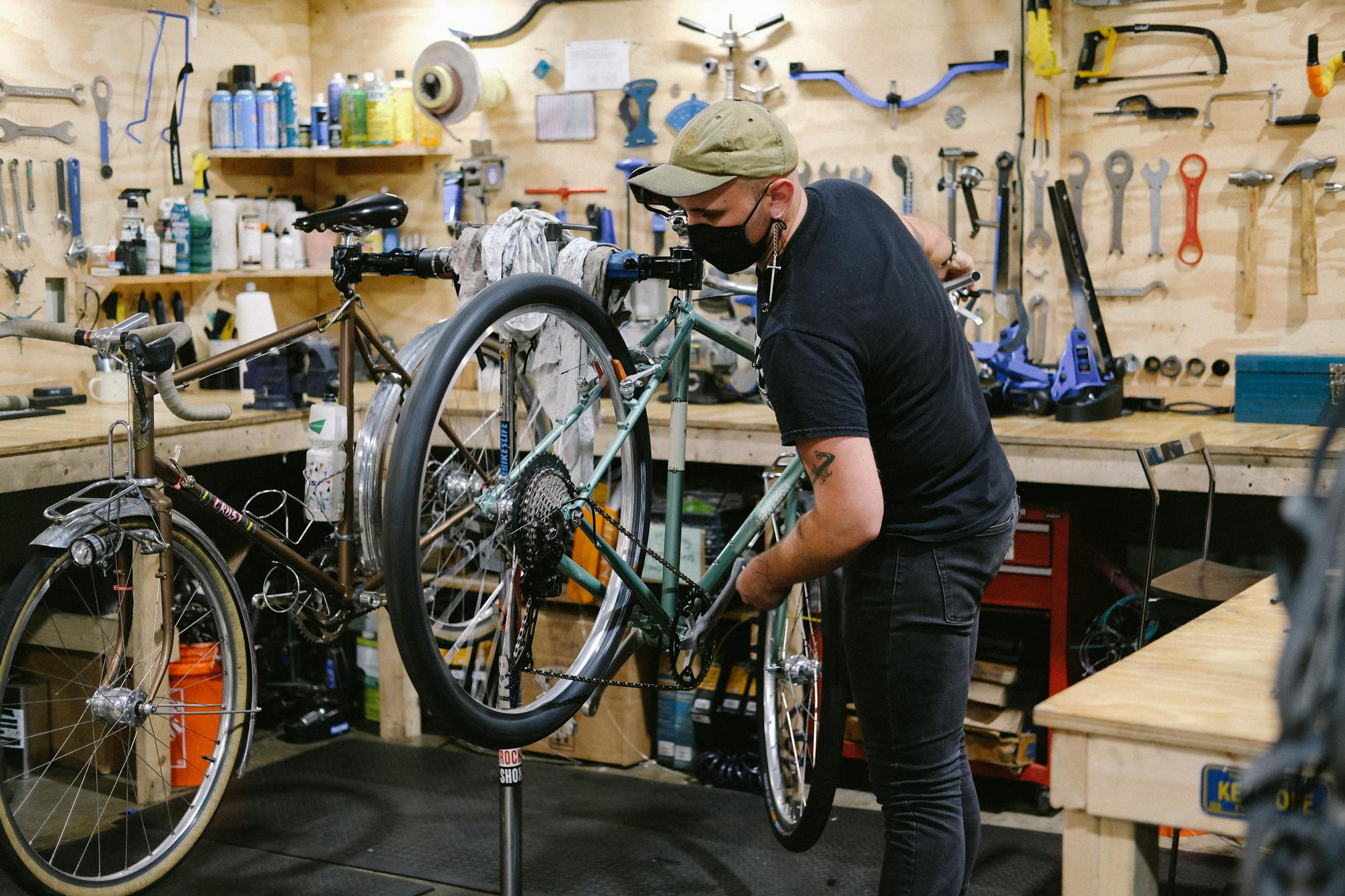 Keystone Bicycle Co: High Grade Bicycles and Sundries